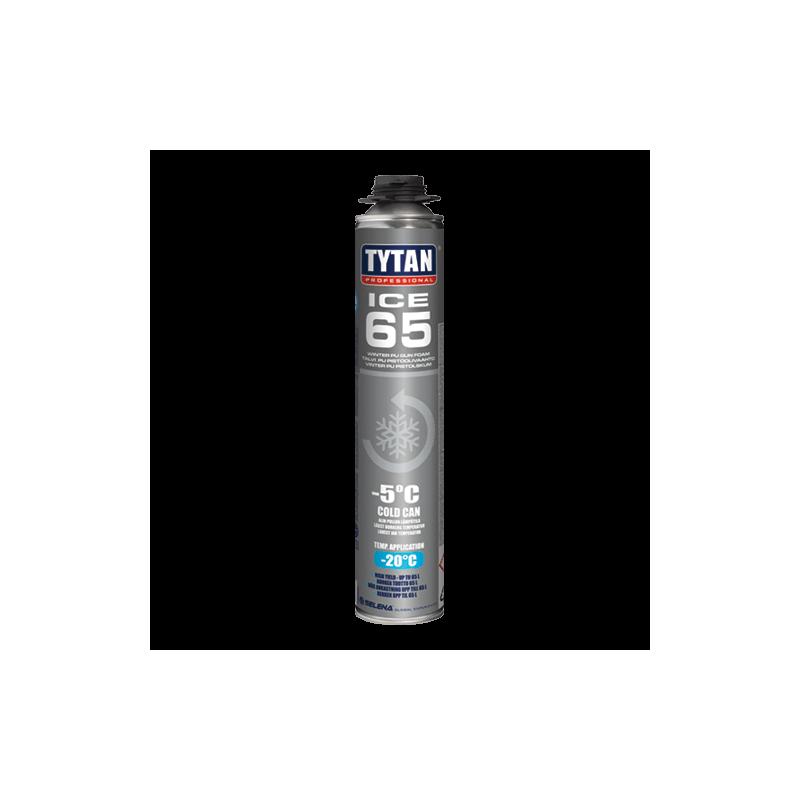 Tytan 65 ICE Winter Pistol fogskum PU 870 ml