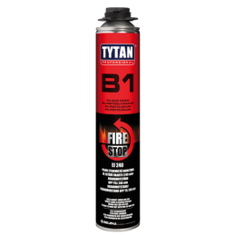Tytan B1 Fire Pistol Foam 750 ml