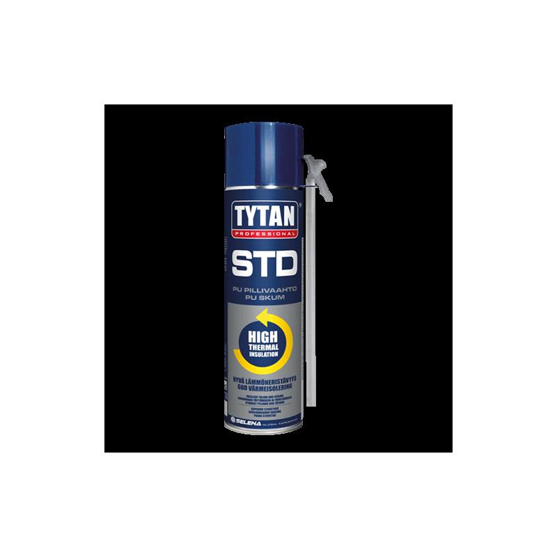 Tytan STD polyuretan sommar 500 ml fogskum