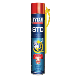 Tytan STD Ergo Straw Foam 750 ml fogskum