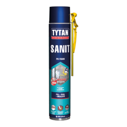 Tytan sanitpu foam 750 ml