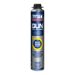 TYTAN PROFESSIONAL Gun All Season 750 ml fogskum