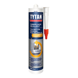 TYTAN PROFESSIONAL Fireplace Filler Svart 310 ml